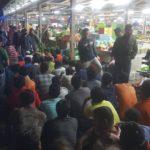 Op Tegas tangkap 30 warga asing di Pasar Borong Selayang, 60 tindakan sita barangan