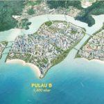 Majlis Perancang Fizikal Negara pandang serius cadangan tambakan laut Pulau Pinang