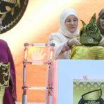 'Cheminah' rasmi Festival Busana Tradisional Kuala Lumpur 2019