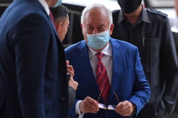 Bicara kes pecah amanah Najib-Irwan Serigar September 2021