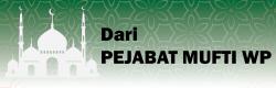 logo dari pejabat mufti