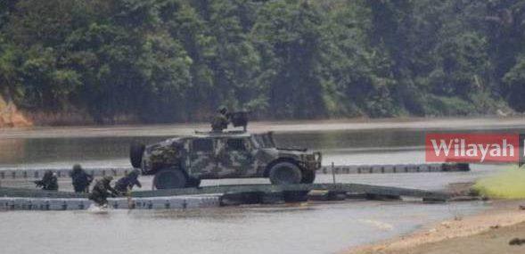 Mayat anggota TDM yang hilang ketika latihan di Sungai Pahang ditemukan