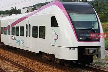 Perkhidmatan tren ERL beroperasi semula 13 September ini